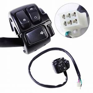 Beler Motorcycle 1 U0026quot  Handlebar Ignition Kill Switch Wiring