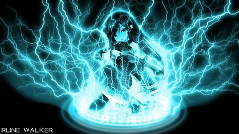 Anime Lightning Wallpaper - lightning bolt wallpapers wallpaper cave