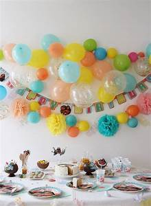 Decoration Pour Anniversaire : 44 best images about l 39 univers de vaiana on pinterest disney mesas and parties ~ Preciouscoupons.com Idées de Décoration