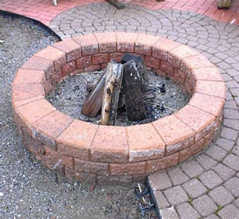 simple brick pit 38 easy and diy pit ideas amazing diy interior