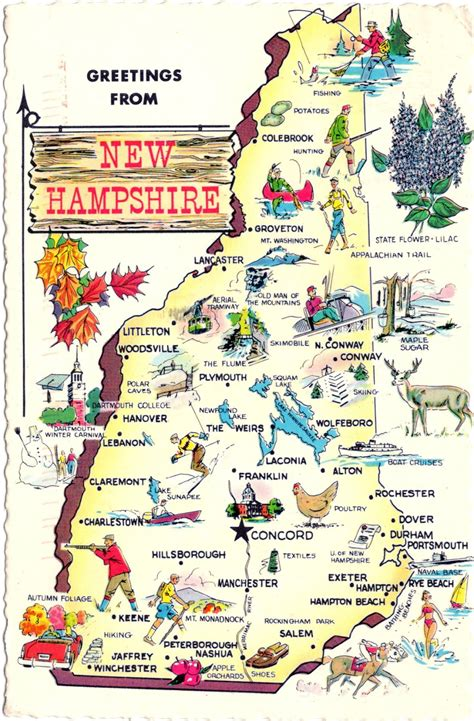 World Come To My Home 2325 United States New Hampshire