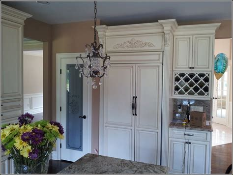 Kitchen Cabinet Crown Molding Home Design Ideas