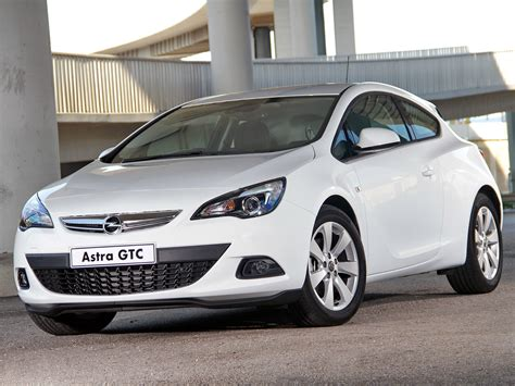 Opel Astra 2012 by Opel Astra Gtc 2012