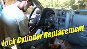 S10 Lock Cylinder Starter Switch Install Replacement