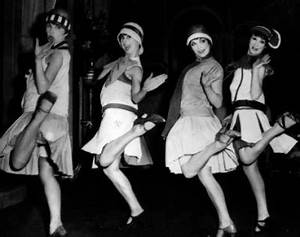 Hemingway's Paris: Flappers And Fitzgerald