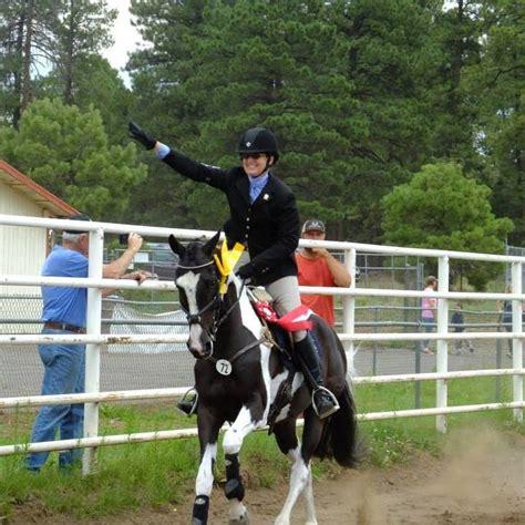 deaf rider horseback