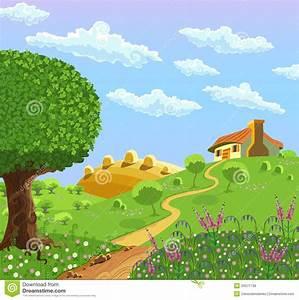 Landscaped garden clipart - Clipground