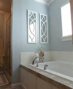 stunning blue bathroom paint colors for small bathrooms with unique frame of mirror home