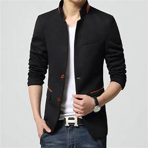 HOT-New-Spring-Autumn-Fashion-Brand-Men-Blazer-Men-Trend ...