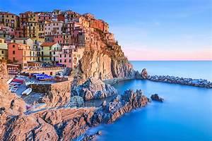 The Italian Riviera, Portofino & the Cinque Terre