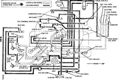 Need Vacuum Diagram Jeep