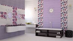gallery of carrelage design carrelage adhsif mural With carrelage adhesif salle de bain avec bureau avec led