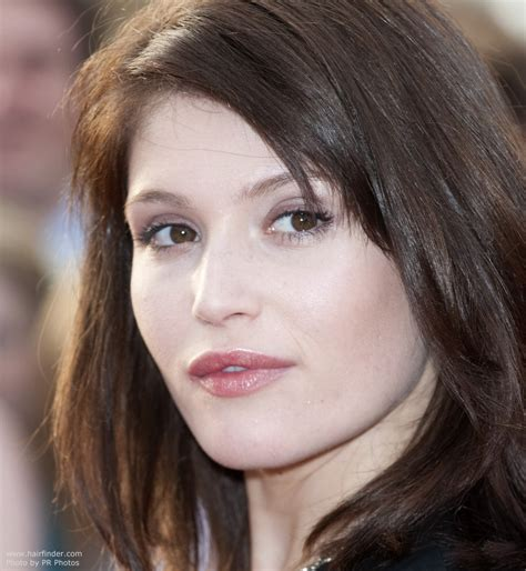 gemma arterton hairstyle  length