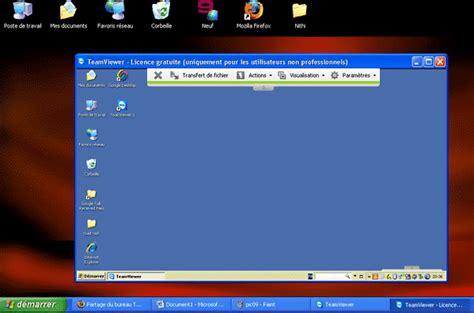 controle de bureau a distance teamviewer se connecter à distance à un ordinateur