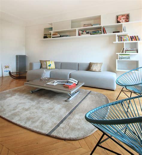 canapé nordique design nordique style annees 50