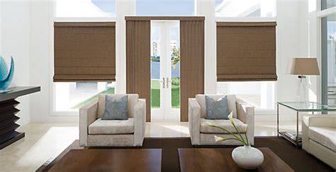 patio door window treatment ideas featuring vertical