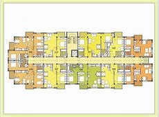 Floor plans of Furnished 2bedroom apartment in Chamkoria