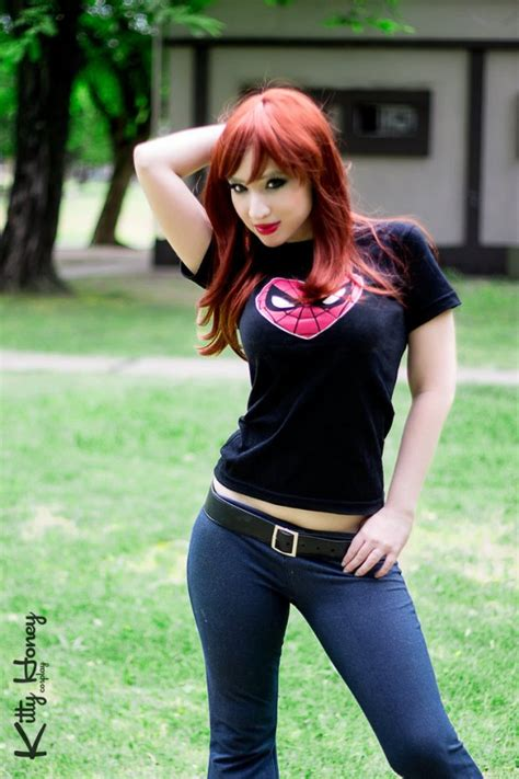 Cool Cosplay Mary Jane Watson Red Sonja And More