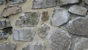 refaire les joints d39un mur en pierre o bricolage facile With refaire un mur exterieur