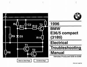 1997 Bmw 318ti Wiring