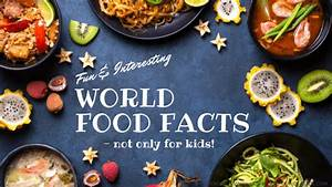 Food Facts For Kids