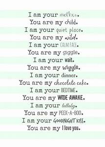 Happy Mother... Perfect Baby Girl Quotes
