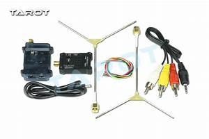Aliexpress Com   Buy F18657 Jmt Tarot 1 2g Fpv 600mw R  Tx