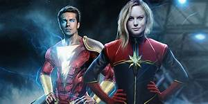 Will DC Call Shazam 'Captain Marvel'? | ScreenRant