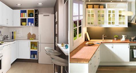 muebles de cocina leroy merlin  revista muebles