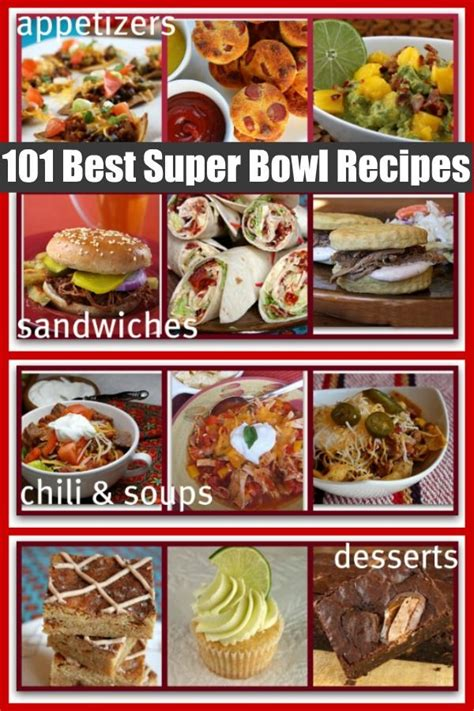 best superbowl recipes best super bowl recipes the games girls and appetizer sandwiches
