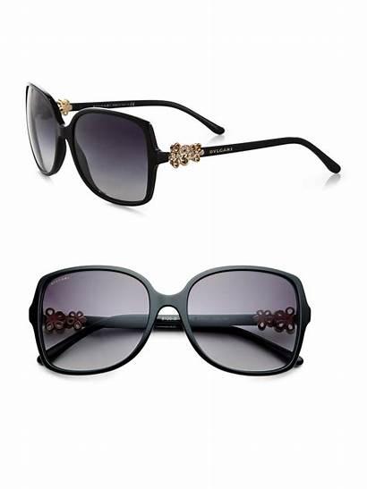 Sunglasses Oversized Square Bvlgari Lyst