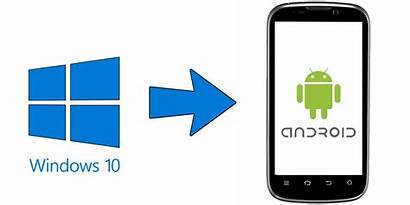 Android Windows Install Microsoft Device Let Confirmed