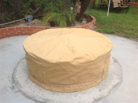 Fire Pit Covers Capcover