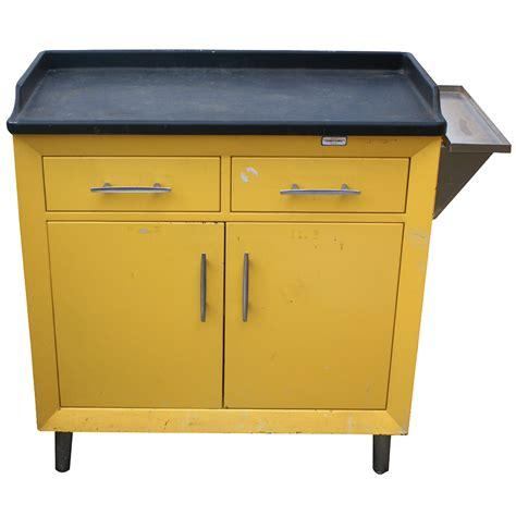 Metal Cabinet - 32 quot industrial vintage metal cabinet