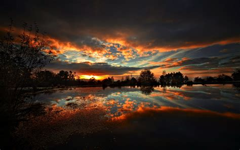 Romantic Sunset Wallpapers Hd Desktop Wallpapers 4k Hd