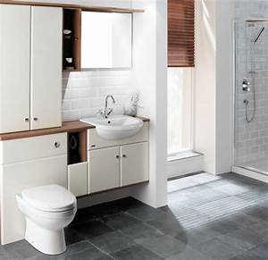 In line fitted installation types montrose fitted for Pictures of fitted bathrooms