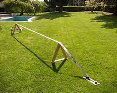 Backyard Slackline Without Trees by How To Setup A Slackline Without Trees Slackline Hivefly