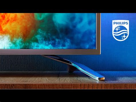 Tv 4k Philips Ambilight Philips 6500 Series 4k Uhd Android Tv With Ambilight
