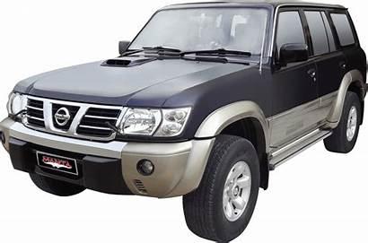 Patrol Nissan Turbo Gu Wagon Diesel 8l