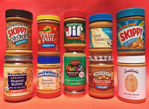 Best Peanut Butter This Is The Best Peanut Butter We Taste Tested Eat This