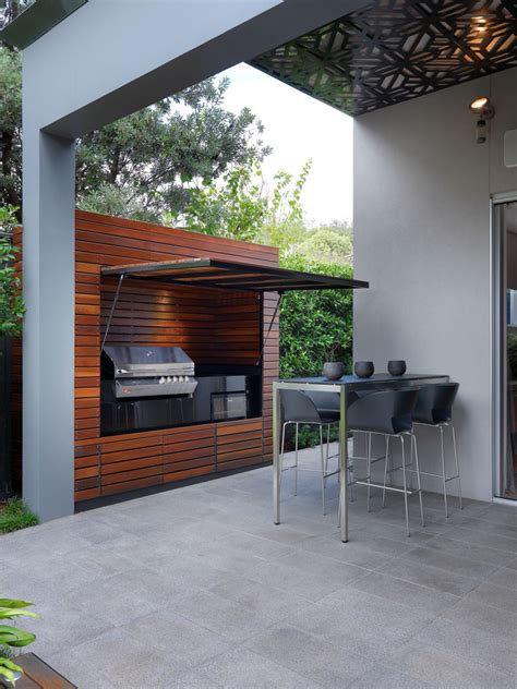 outdoor grill area 10 awesome outdoor bbq areas that will get you inspired for summer grilling contemporist
