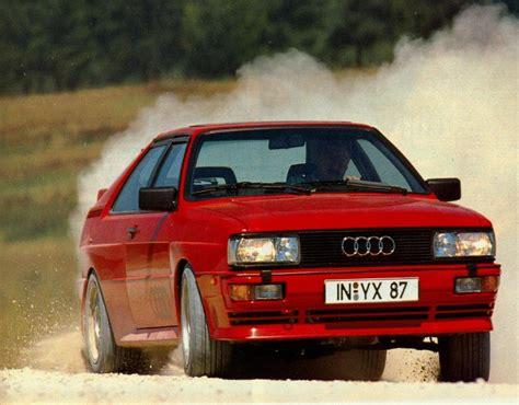 1981 1991 Audi Quattro Review Top Speed