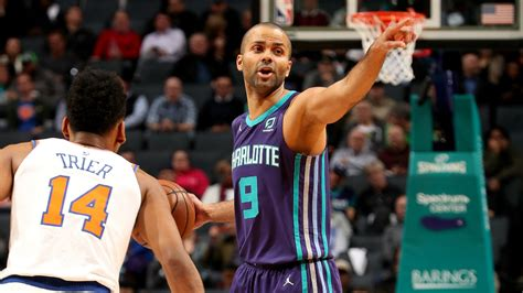 NBA scores and highlights: Parker helps lead Hornets over ...