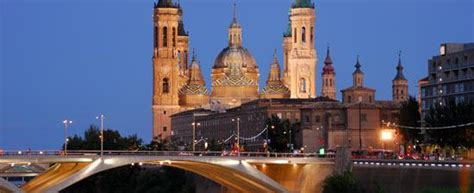 Zaragoza What To See Tourist Information In