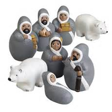 you 39 ve never seen nativity sets like these