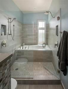 Salle De Bain Originale : ameublement de salle de bain rideaux ou parois originaux ~ Preciouscoupons.com Idées de Décoration
