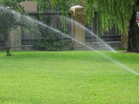 landscape sprinkler system specializing in