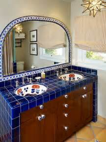 mexican tile bathroom ideas style decorating ideas interior design styles