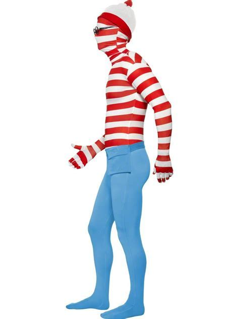 Wally Second Skin Costume