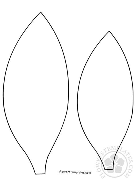 sunflower petal template flowers templates